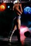Joelle Lance Burton Postcard 1994